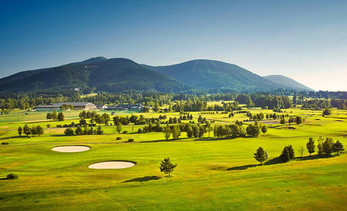 Golf na špičkovém hřišti