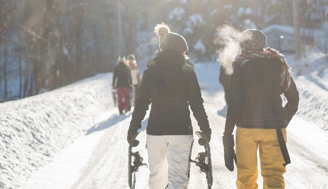 Kam na lyže?