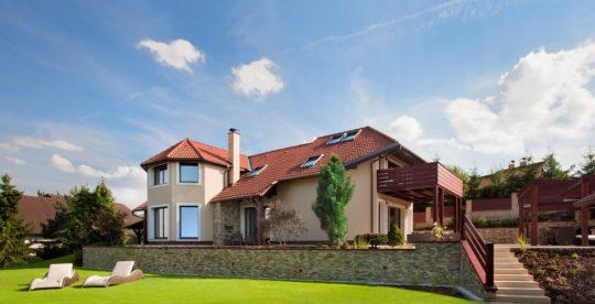 Nej rodinný hotel Evropy má 8 pokojů a stojí uprostřed Hostýnských vrchů.